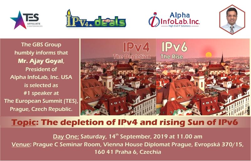 The European Summit Affiliate Conferences in Prague 2019