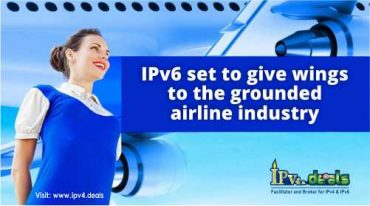 IPv6 set to give wings to the grounded airline industry