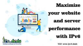 Maximize your website and server performance with IPv6