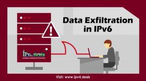 Data Filteration in IPv6