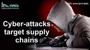 Cyber-attacks target supply chains