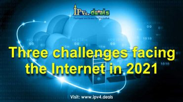 Three challenges facing the Internet in 2021
