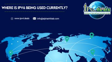 Where is IPv6 Being Used currently? What is IPv6 Address?